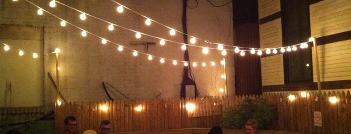 Soft Spot Bar is one of Bars with Outdoor Space.