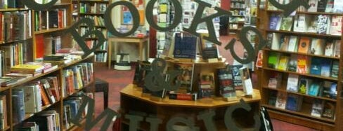 Oblong Books & Music is one of Upstate.