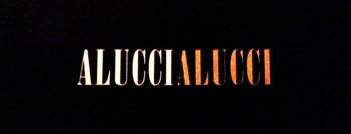 Alucci Alucci is one of Restaurantes e Bares em São Paulo.