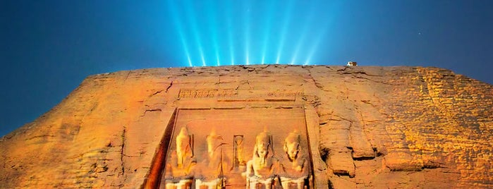Abu Simbel Temples is one of World favourites.