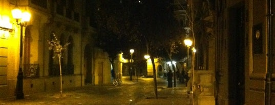 Barrio París Londres is one of Lugares, plazas y barrios de Santiago de Chile.