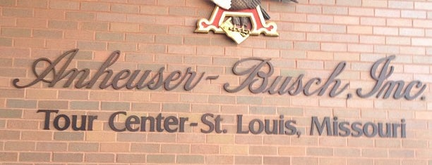 Anheuser-Busch Brewery Experiences is one of Local venues to visit.