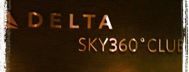 Delta Sky360 Club is one of สถานที่ที่ Sarene ถูกใจ.