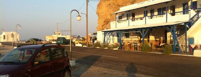 Anafi Port is one of Ioannis 님이 좋아한 장소.
