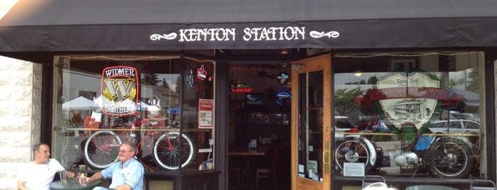 Kenton Station Restaurant & Pub is one of Locais curtidos por Marc.