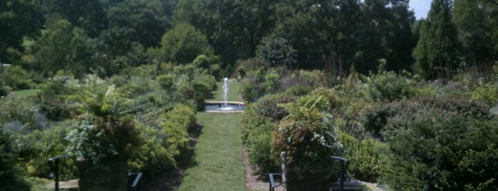 Morris Arboretum is one of Top 15 in Chestnut Hill, Philadelphia.