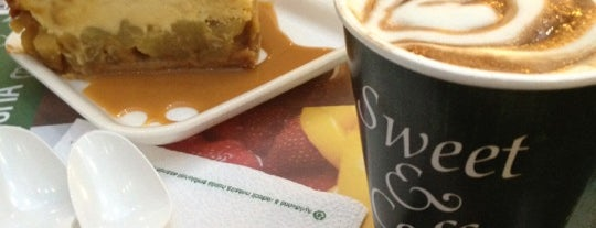 Sweet & Coffee is one of Ecuador.