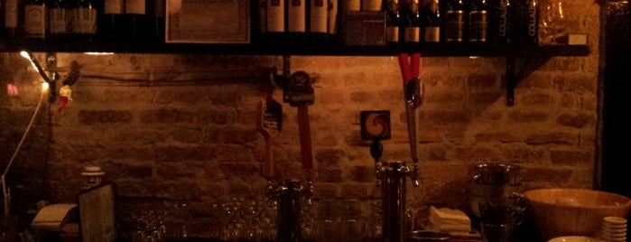 Crescent & Vine is one of NYC Craft Beer Week 2011.