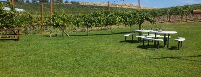 Lake Chelan Winery is one of Jarin'in Beğendiği Mekanlar.