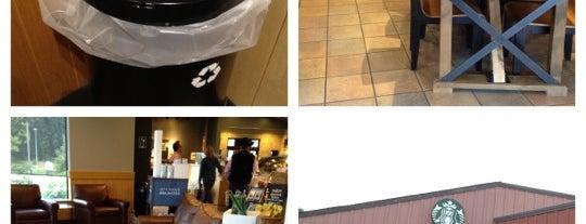 Starbucks is one of Locais curtidos por Amanda.
