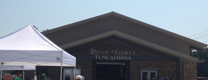 Tuscaloosa River Market is one of Vasha 님이 좋아한 장소.