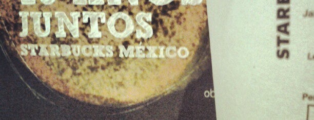 Starbucks is one of Orte, die Sergio M. 🇲🇽🇧🇷🇱🇷 gefallen.