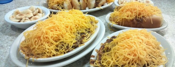 Skyline Chili is one of Dino IT.
