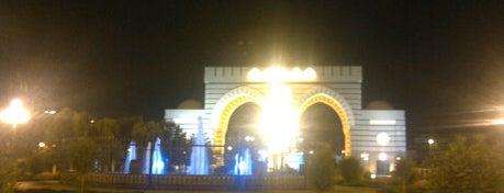 Islamic University of Madinah is one of Umrah.