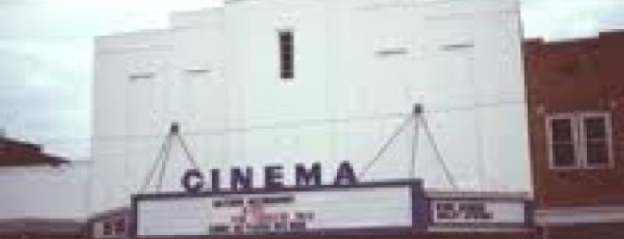 Graham Cinema is one of Fun things to do.