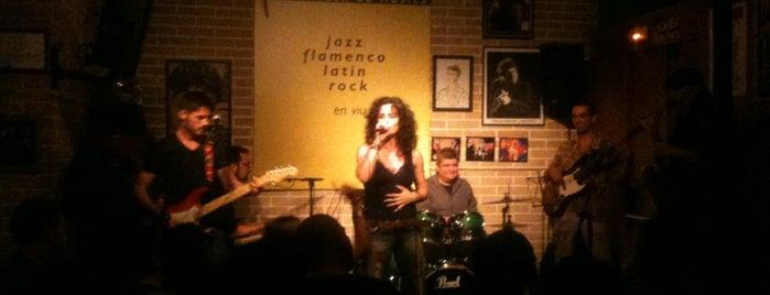 JazzSí Club Taller de Músics is one of Bars in Barcelona.