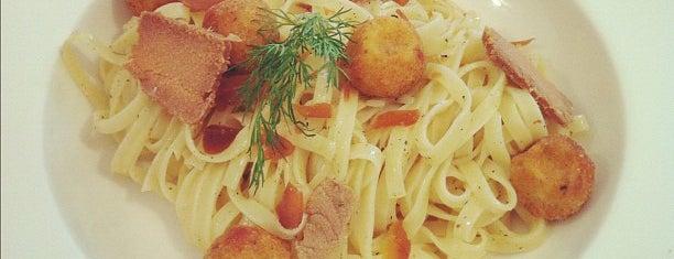 RAP is one of Paris for foodies.