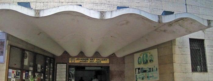 Jehangir Art Gallery is one of Mumbai, India.