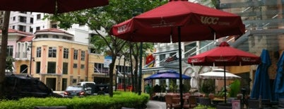 UCC Café Terrace is one of Sensational MANILA.