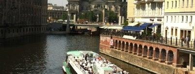 Spree is one of Trips / Berlin, Germany.