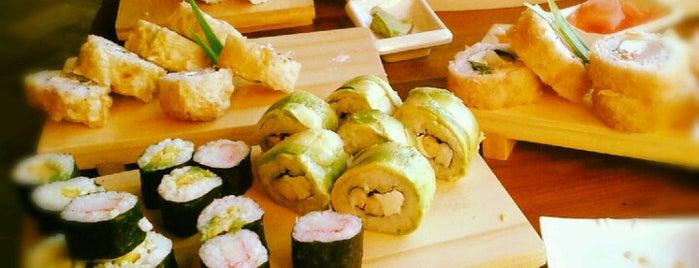 Tamai Sushi is one of Lugares favoritos de Jose Miguel.