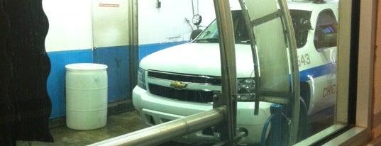 Quality Car Wash is one of Locais curtidos por Sasha.