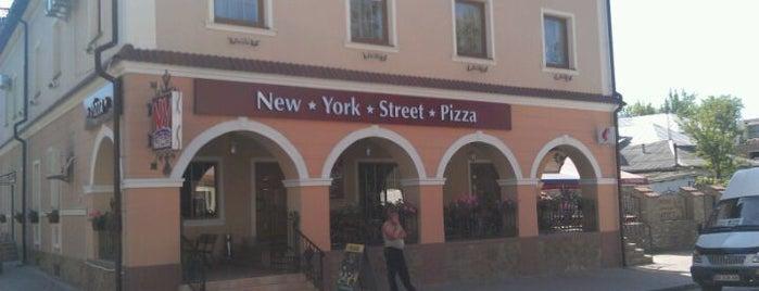 New York Street Pizza is one of Kam'yanets-Podilskiy & Chernivtsy.