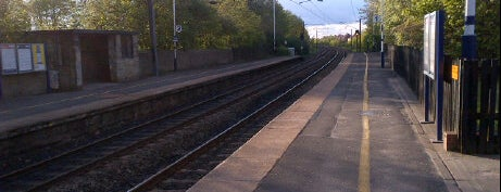 Cramlington Railway Station (CRM) is one of Railway stations visited.