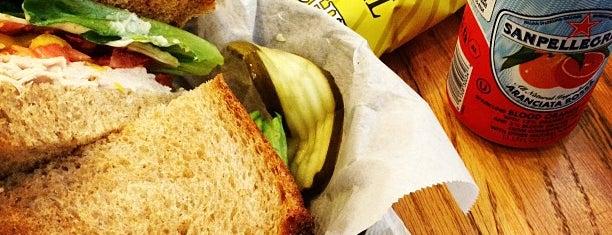 Top of the Block Sandwich Shoppe is one of todo.burlingtonvt.