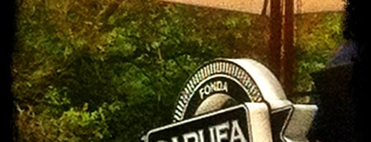 Fonda Garufa is one of Lugares favoritos de Ana Luisa.