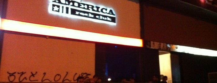 America Rock Club is one of concert venues 2 live music.