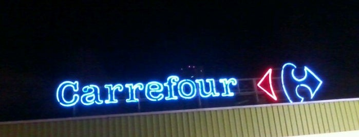 Carrefour is one of All-time favorites in Brazil.