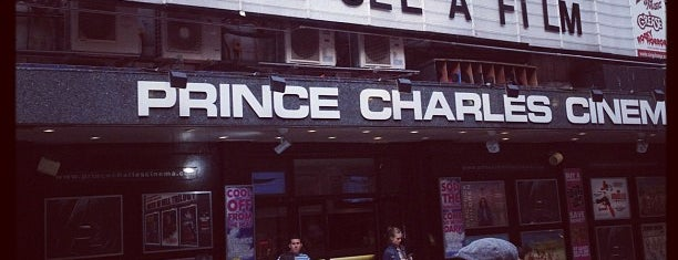 Prince Charles Cinema is one of Posti che sono piaciuti a Tania.