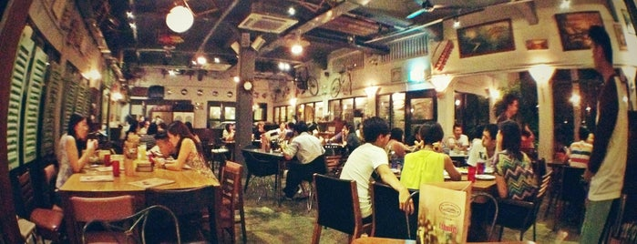 The Coastal Settlement is one of Food in Singapore!.