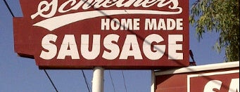 Schreiner's Fine Sausages is one of Phoenix local faves.
