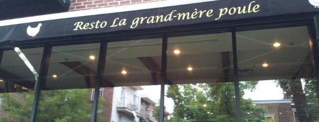 La Grand-Mère Poule is one of Kalin 님이 좋아한 장소.