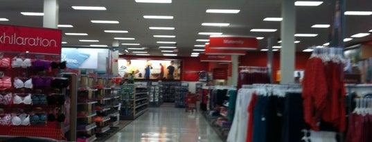 Target is one of Orte, die Arjun gefallen.