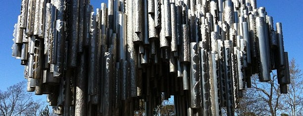 Sibelius Monument is one of Helsinki.