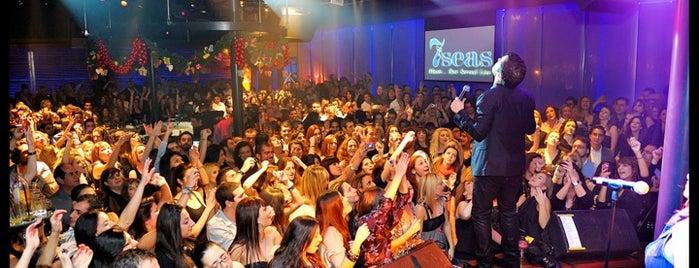 7 Seas Bar is one of Cyprus.