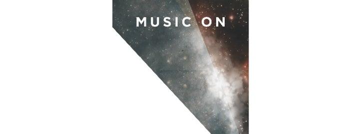 "Marco Carola presents ""Music On"" at WMC12 is one of สถานที่ที่บันทึกไว้ของ Amnesia Ibiza."