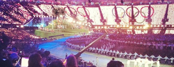 2012 London Olympics Opening Ceremony is one of United Kingdom, UK.