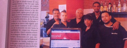BoccaTast is one of Lleida.