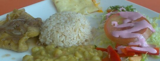 El Manjar -Delicias Naturales- is one of No carne! Qué rico... :).