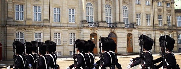 Amalienborg is one of Scandinavia & the Nordics.