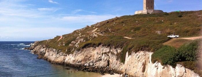 Praia das Lapas is one of Playas de España: Galicia.