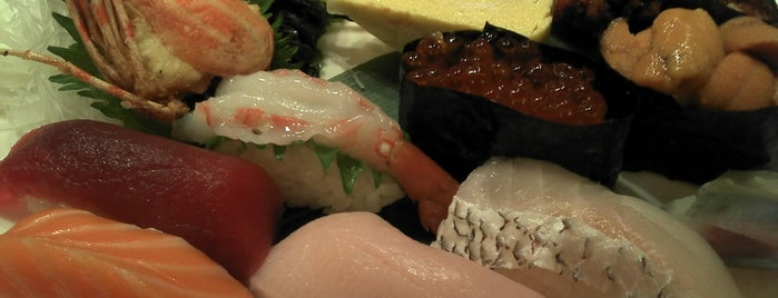 Sushi Ichiban is one of Favorite Local Kine Hawaii.