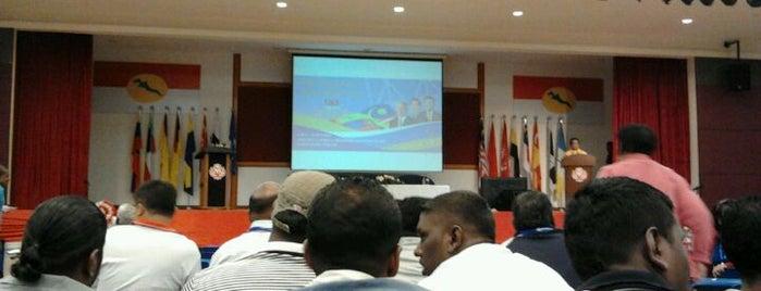 Institut Latihan Memperkasa UMNO is one of Learning Centers #2.