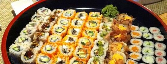 Муракамі / Murakami is one of Sushi. Kyiv. Японская кухня.