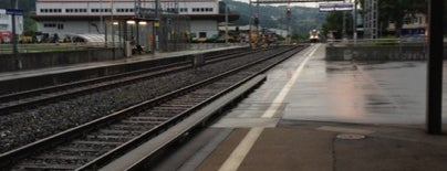 Bahnhof Sempach-Neuenkirch is one of schon gemacht 2.