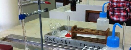 Departamento de Química is one of UFPR - Centro Politécnico.